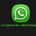 Wazapp Is Whatsapp For Nokia N900 and N9