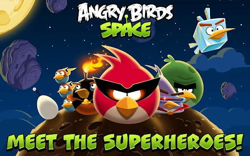AngryBirds for Girls