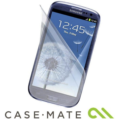 Case-Mate Anti-Glare Screen Protector