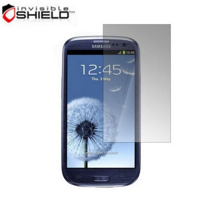 Invisible SHIELD Screen Protector