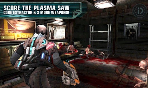 Dead Space 3d Android Game