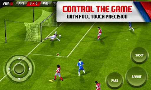 fifa 2012 HD- Football Game