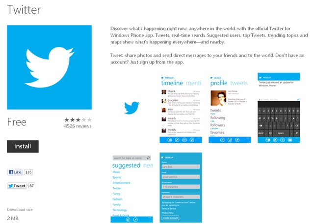 10 Best Twitter Apps for Windows Phone [Twitter Clients ...