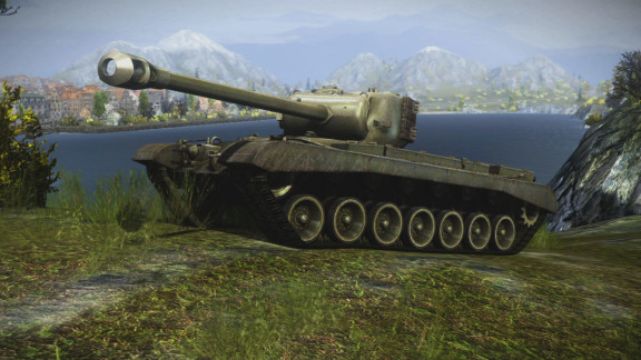 World of Tanks-Xbox 360