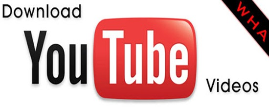 Download Youtube videos using software