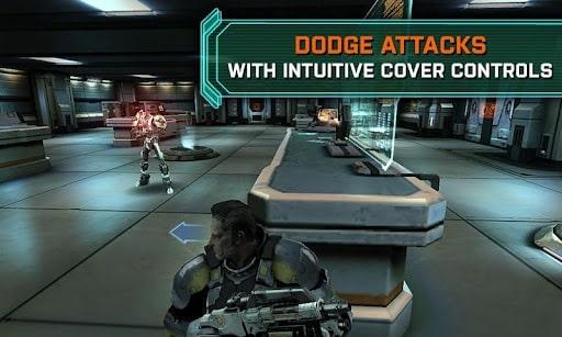 Mass Effect Infiltration