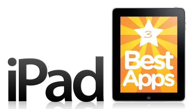 Top Apps for iPad 3