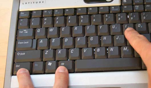 Windows Shortcut Keys For Blogger To Improve Typing Speed