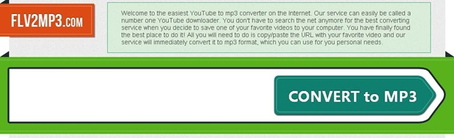 flv2 to mp3 online converter