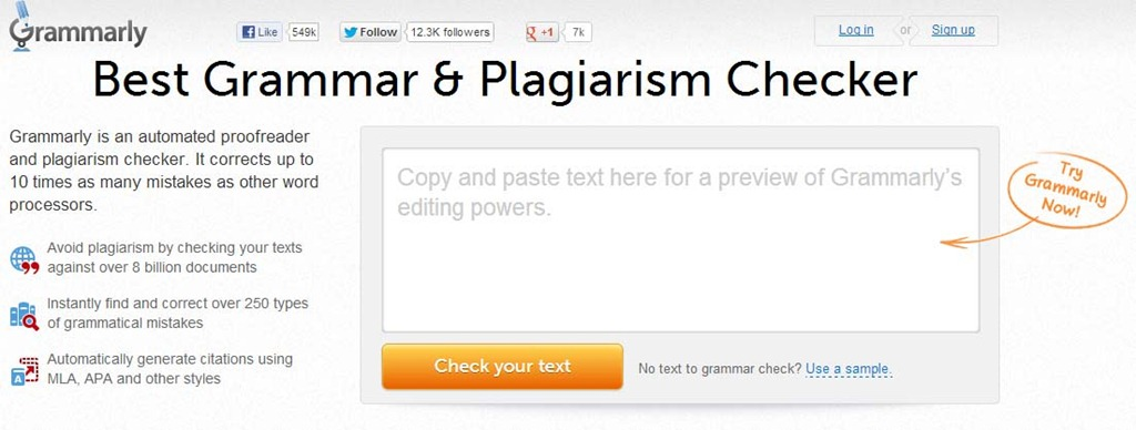 essay checker plagiarism online Use our free online originality detection to make sure your paper contains no plagiarism.