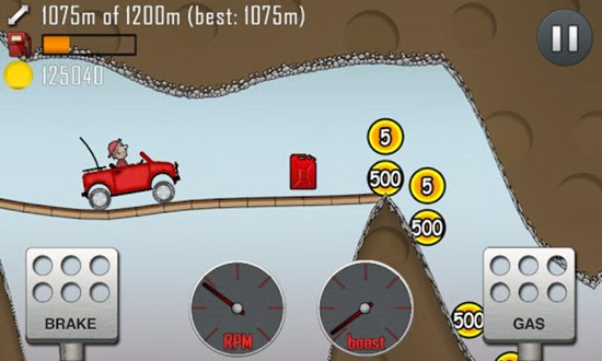 High Climbing Racing for android