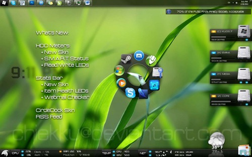 KUOS - Windows 7 Enhanced