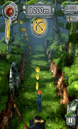 Temple Run - brave for Android