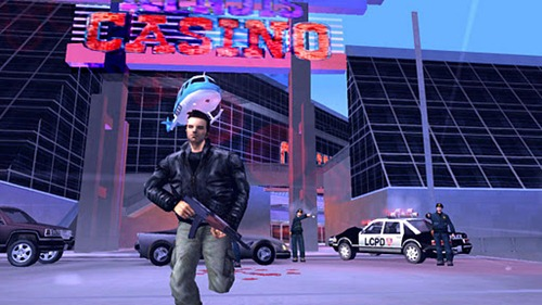grand theft 3 for android