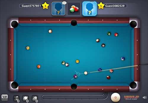 play 8 pool online