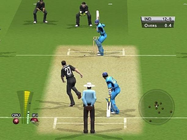 cricket gamed