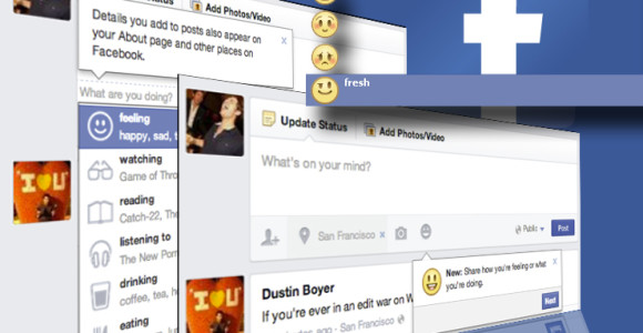 How to Add Emotions & Moods to Your Facebook Posts