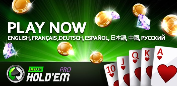 Live Hold'em Poker Pro