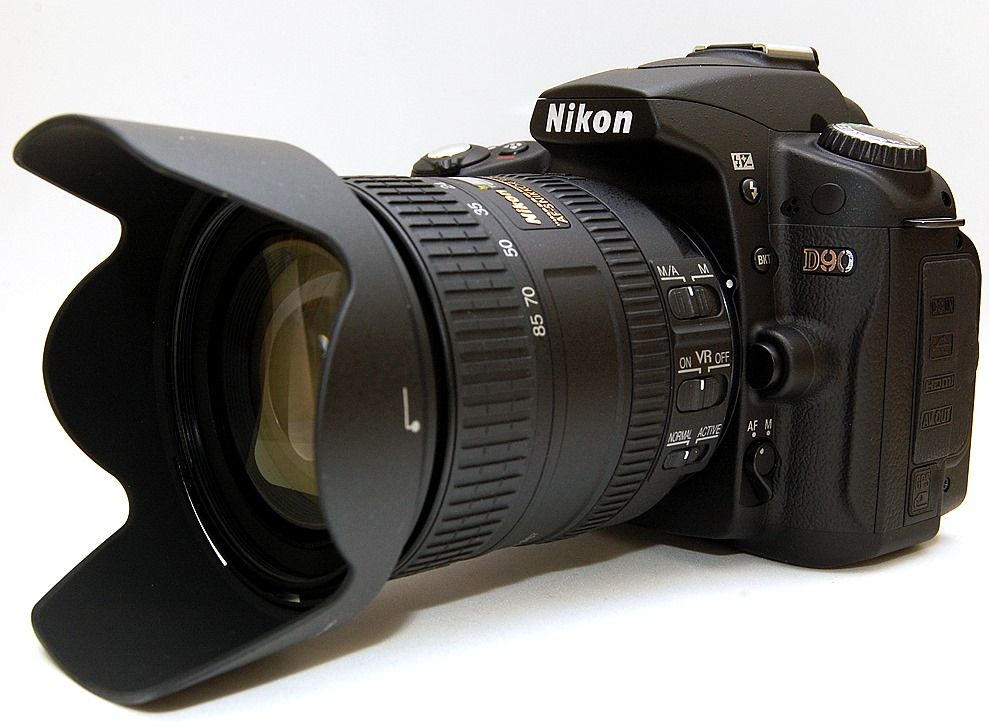 10 Best Nikon Digital SLR Cameras with Images 2013