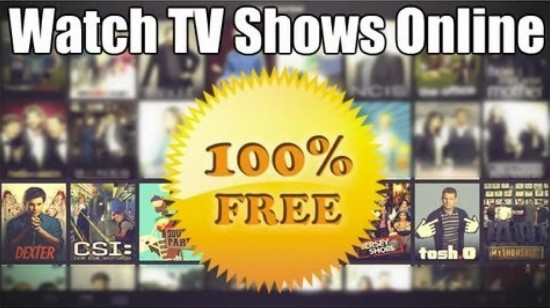 Stream TV Shows Online for Free