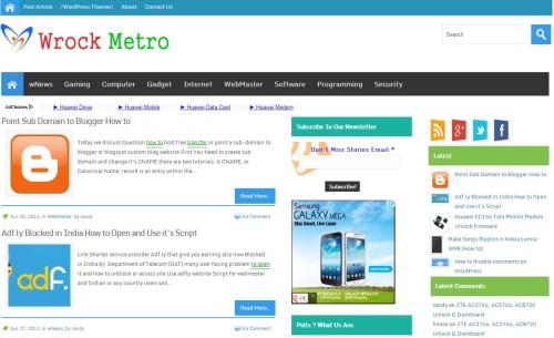 Wrock Metro