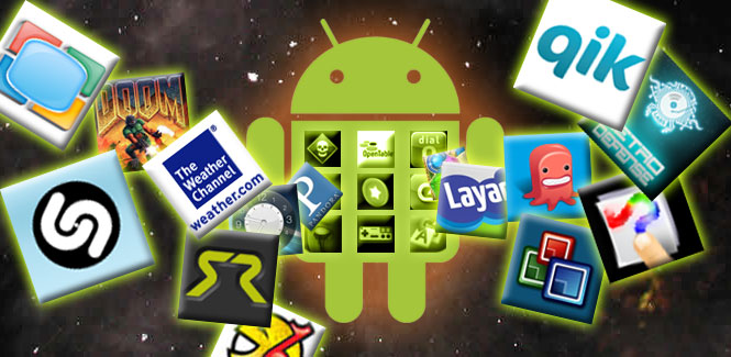 List of Best Android Apps