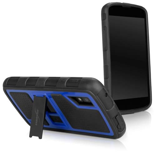 BoxWave Resolute OA3 Google Nexus 4 Case