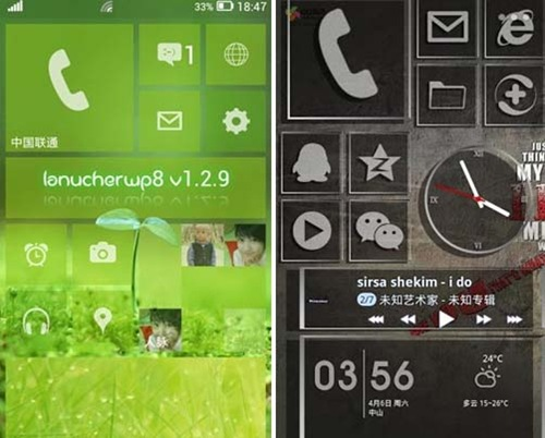 30 best homescreen launchers apps for android 2014