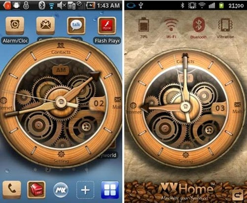 MX Home Launcher