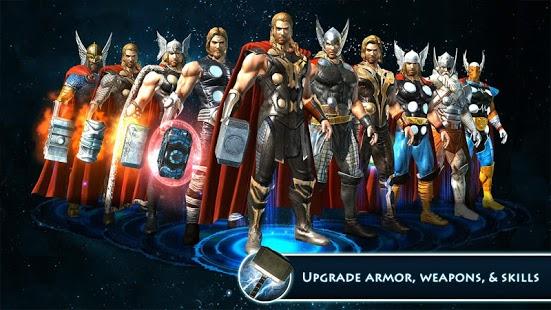 Thor TDW
