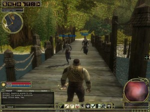 Dungeons and Dragons screenshot