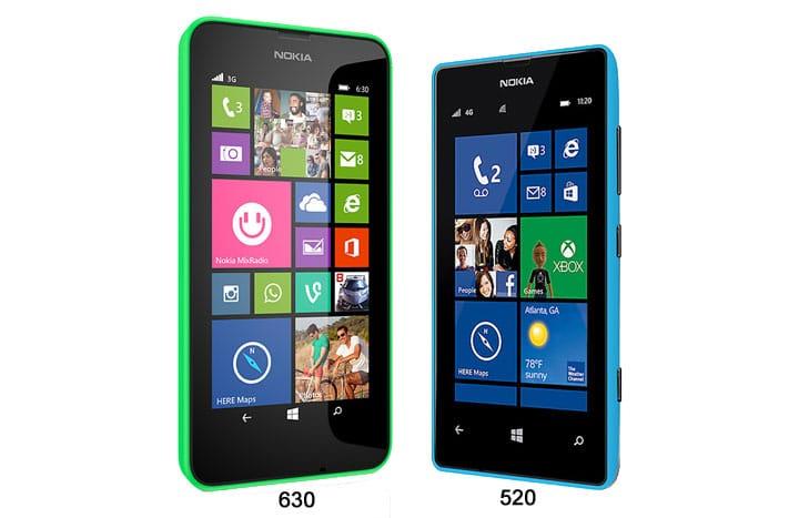 Why Nokia Lumia 630 Is Better Than Motorola Moto G
