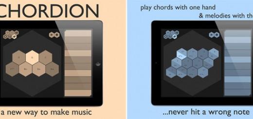 Chordion app