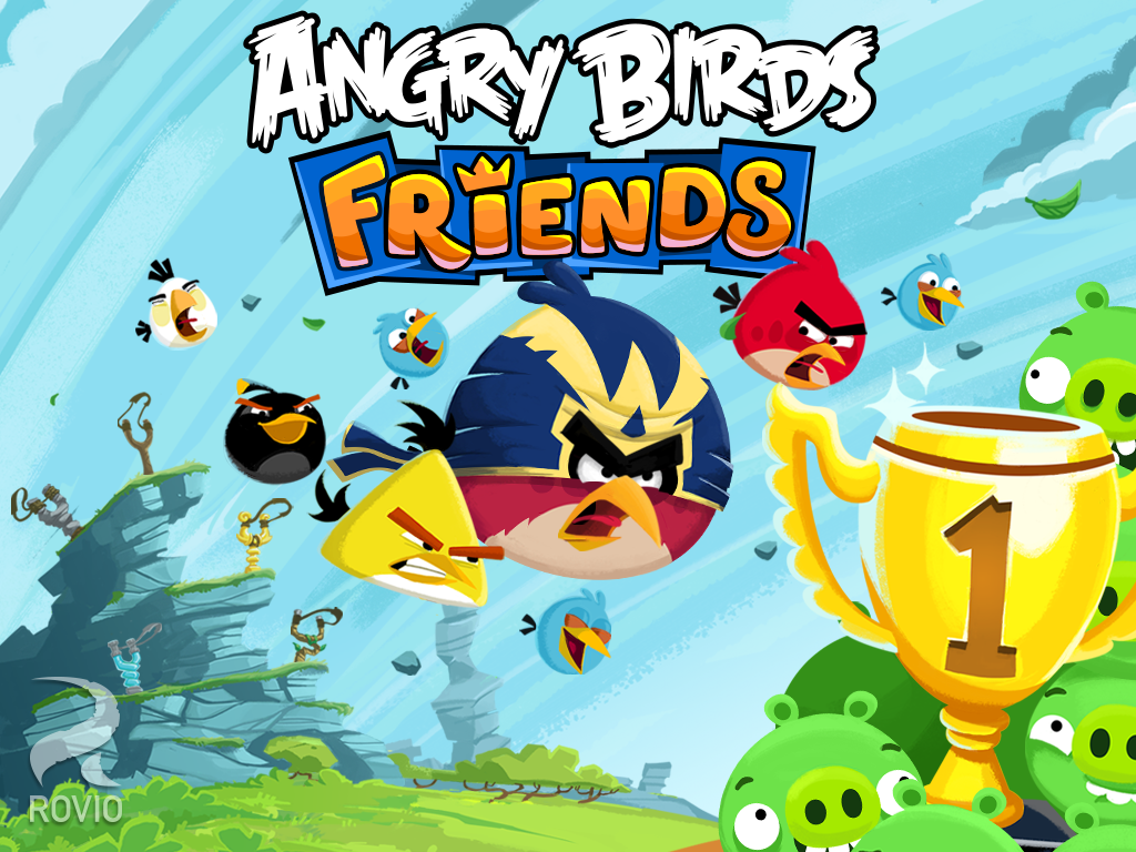 Friend Angry