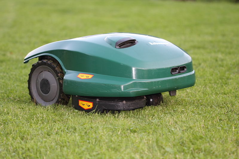 Get Lazy With Remote Control Lawn Mowers