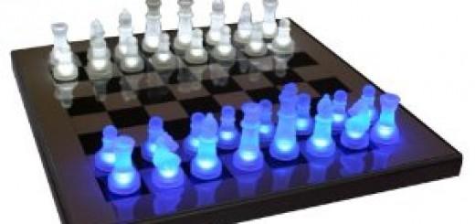 Glow in the Dark Chess