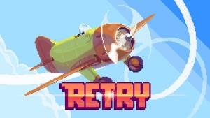 Retry Logo