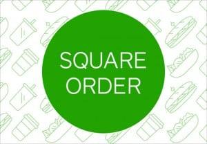 Square Order App