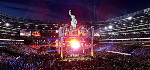 WrestleMania