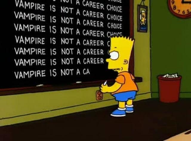 Freelancing Bart
