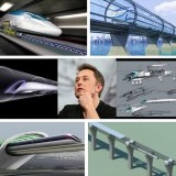 Elon Musk - Hyperloop