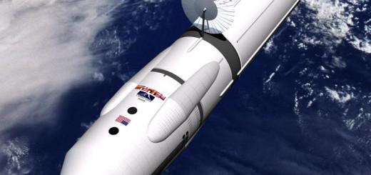 Deep Space Spaceship - Kepler 452b