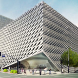 The Broad Museum Downtown Los Angeles