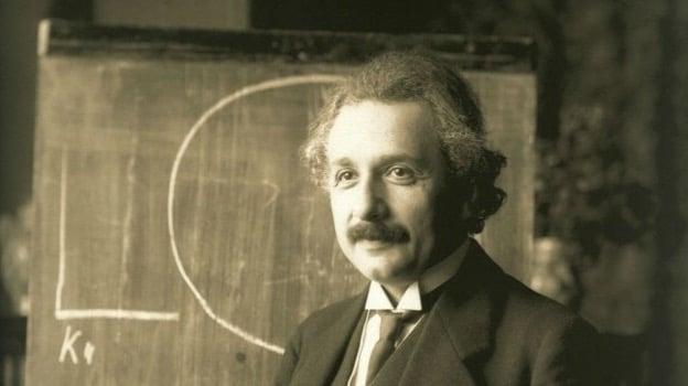 Einstein Predicts Gravitational Waves