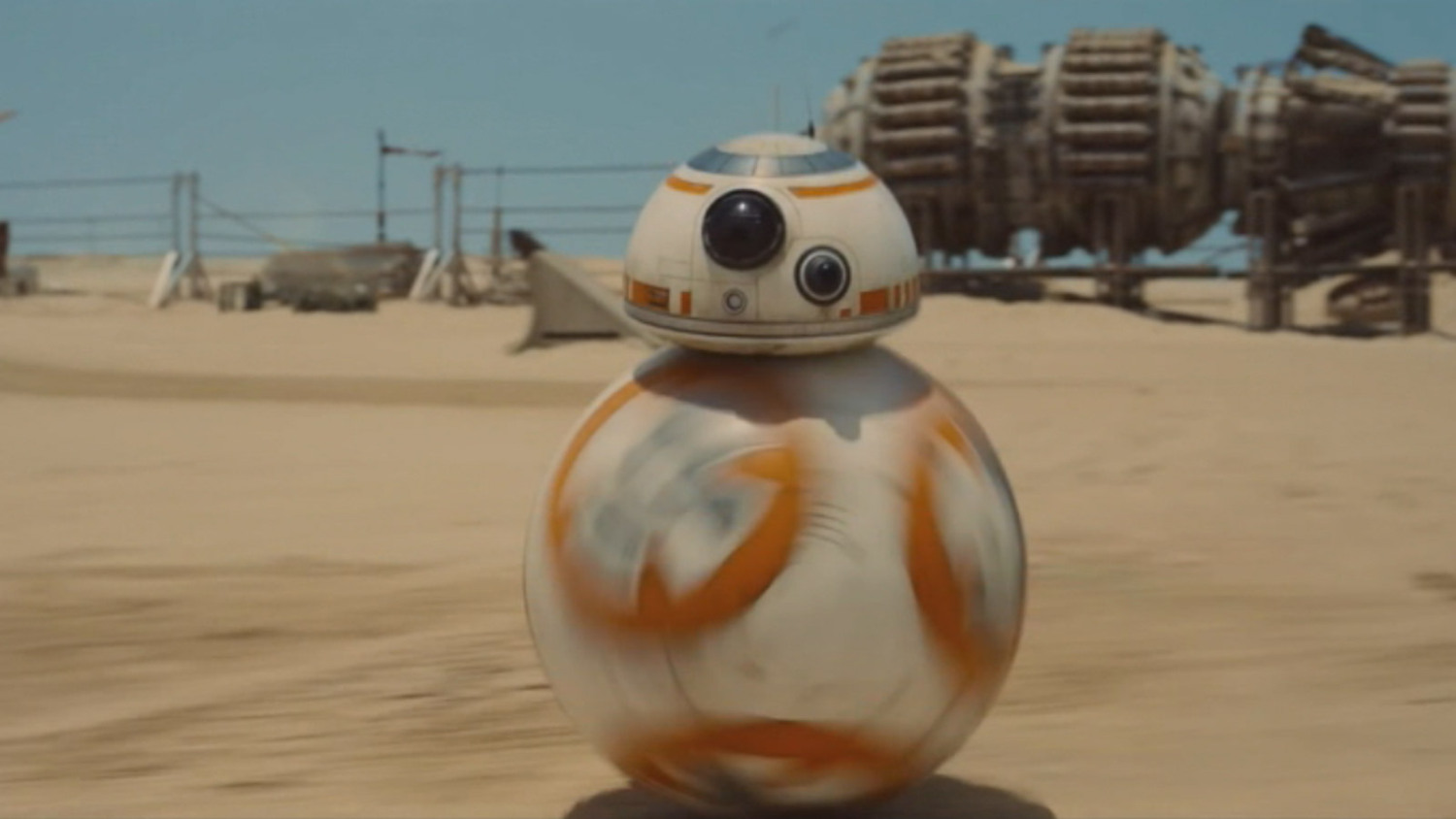 BB8 Star Wars Force Awakens