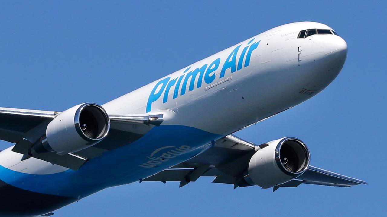 amazon prime air drone delivery with Amazon Launches First Prime Air Aircraft on Amazon Prime Air together with Drone Delivery Economics as well Amazon Launches First Prime Air Aircraft additionally Amazon Announces Delivery DRONE in addition Amazon Flashes Prime Air Drone Delivery In Its Super Bowl Ad.