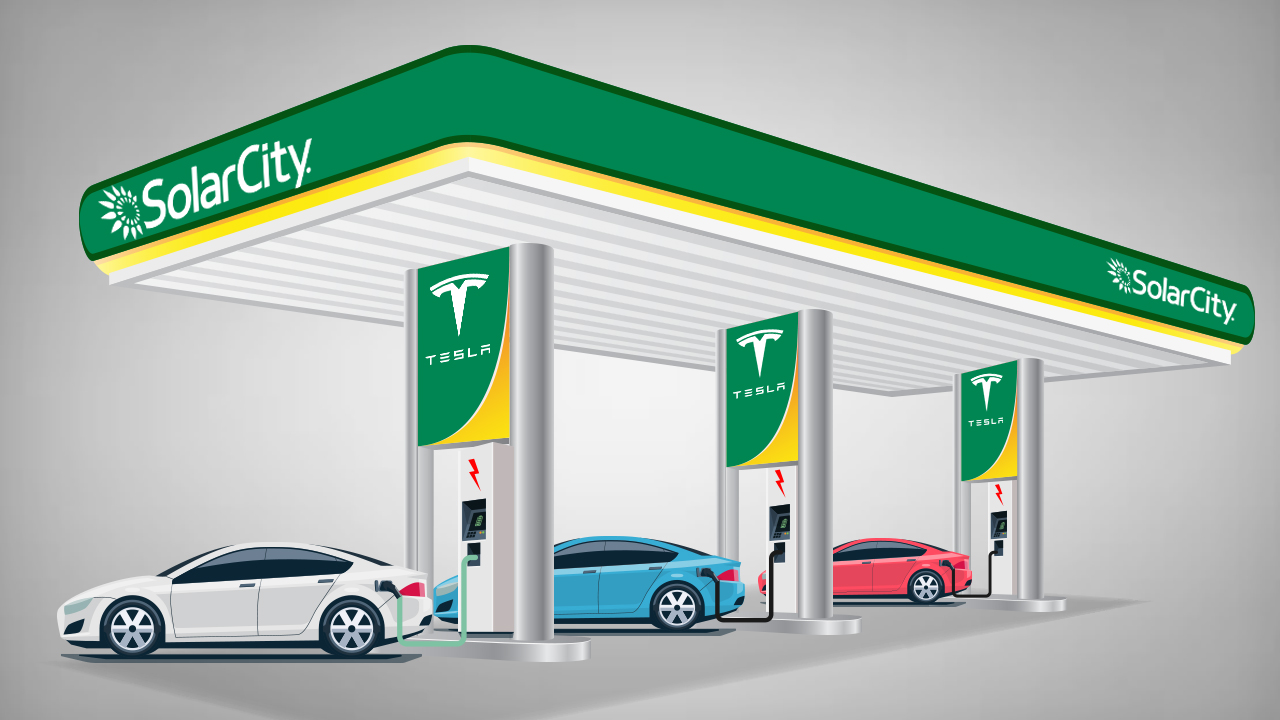 Impacts Of Tesla S Acquisition Of Solarcity