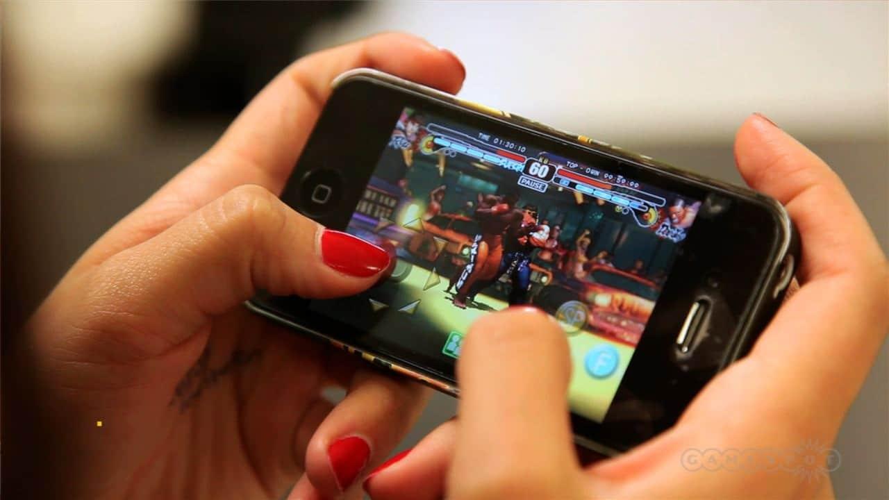 mobilen Gambling