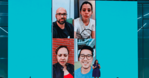 FB Group video chat